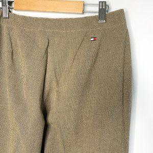 BNWT Tommy Hilfiger Fitted Houndstooth Pants